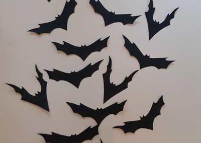 Déco Tuto DIY Halloween, Les Étoiles Filantes
